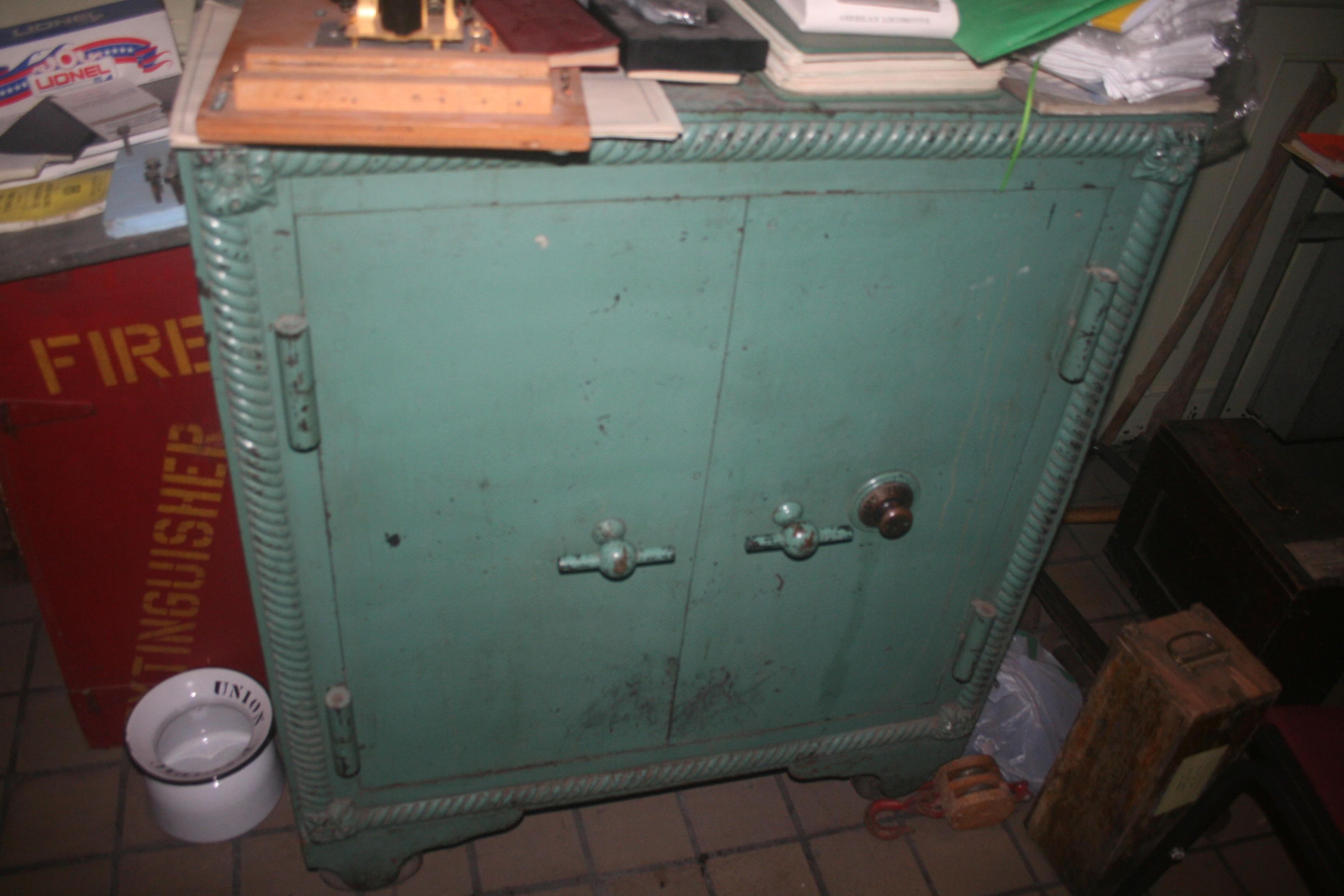 Tales of the Laramie Depot Safe | E  Cooper Ostresh